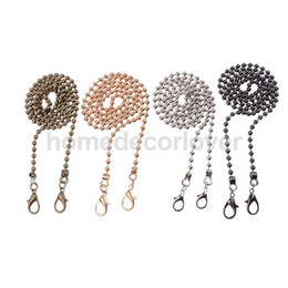 Discount designer handbags chain straps Replacement Chain For Handbag Purse Or Shoulder Strapping Bag 120 cm