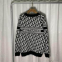 21ss Winter Europe Paris Stars Fashion mens Sweaters Sport Sweater Casual Women men classic Shirt Pullover O-Neck Knitwear
