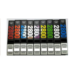 Wholesale NEWEST Puff Flex Bars disposable device vape kits 2800 puffs 10ML prefilled 13Colors VS Flow XXL Plus MAX
