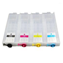Wholesale 1set T945 T946 Chipless Refill Ink Cartridge Compatible For WorkForce Pro WF-C5790 WF-C5710 WF-C5290 WF-C52101 Cartridges