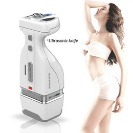 Wholesale fat loss belly resale online - 2019 Newest Mini HIFU RF Slimming Body Belly Fat Removal Massager IN1 Handy HelloBody Weight loss Slimming Machine