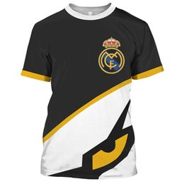 event t shirts Australia - Spain's Top Events Team Soccer Jersey Men's Football T Shirt Sports Breathable 3D Print Tshirt Summer Fashion Tees New