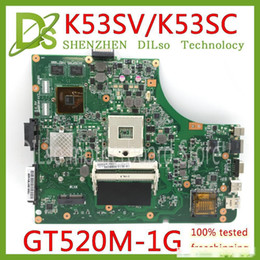 laptop motherboard samsung 2020 - KEFU K53SV Laptop Motherboard K53SV REV 3.0 3.1 Fit For ASUS K53SC A53S X53S P53S K53SJ K53SC Notebook