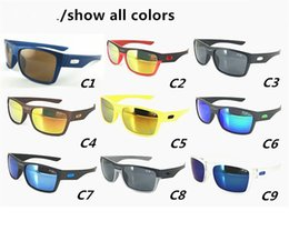 Wholesale two faces for sale - Group buy 2021 newest Summer Glasses new color two face sunglass men women sunglasses sport beach sun glasses designer glasses