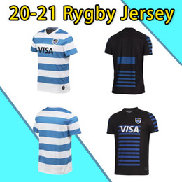 Wholesale big new jersey resale online - new new Argentina HOME away Rugby jersey shirts national team ARGENTINA UAR High quality rugby jerseys Shirt big size xl