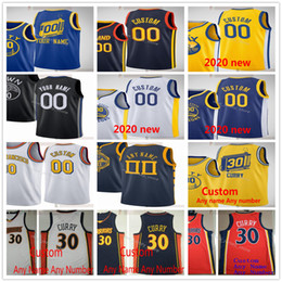 Wholesale dry white wine names for sale - Group buy Custom Printed Jerseys Top Quality New Blue City Yellow Black White Gold Jersey Message Any number and name on the orde