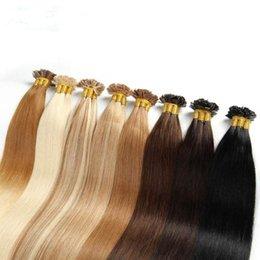 Prolunga per capelli per capelli a fusion hot fusion per capelli, 1G / Strand 50G un bundle in Offerta