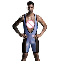Discount adult vest Mens Sexy Pants Vest sexy lingerie Indoor Adult Sexy pants
