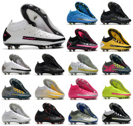 Wholesale elite fit for sale - Group buy Hot Hot Mens Phantom GT Elite Dynamic Fits FG Boys Soccer Football Shoes Boots Cleats Size