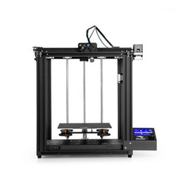 prusa 3d printer 2021 - Quality High Precision Creality Ender-5 Pro DIY Prusa Digital Impresora 3D Printer Super Easy to Assemble1