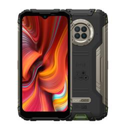 Venta al por mayor de Doogee S96 Pro Triple Proofeing Phone, 8GB + batería de 128 gb 6350mAh, cámaras traseras cuádruples, identificación lateral de huellas dactilares, 6.22 pulgadas Android 10.0