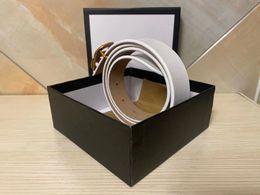 Classic tie fashion belts wholesale High quality woman belt Width 3.0cm womensmensmen designers size 95cm-115cm on Sale