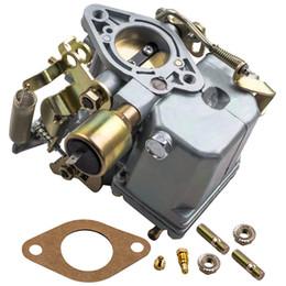 Опт Performance Carburetor + 12V электрический дроссель для VW 34 Pict-3 1600CC воздух охлаждается 98-1289-B 1969-1971
