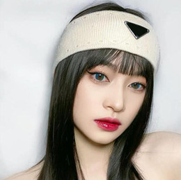 Hot Designer Elastische Hoofdband voor Vrouwen Man Hoge Kwaliteit Merk Haarbanden Hoofd Sjaal Kinderen Headwraps Geschenken 8 kleuren Groothandel