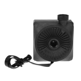 cool cooler parts Australia - 12V Super Silent Computer Water Cooling Cooler Mini Water Circulation Pump Computer Component for PC Cooling System Parts