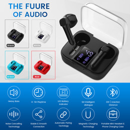 NEW H31 TWS Bluetooth Wireless Headphones Touch Control LED Display Gaming Headset Sports Waterproof Earphones Comfortable headset Xiaomi