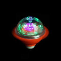 gyroscope gyro 2020 - Spinning Top Fast Rotating Luminous Gyroscope Hand Spinner Traditional Children Kid Toy Colorful Led Light Classic Gyro