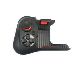 Gamepad-059 Wireless Gamepad Bluetooth Android Joystick Controller Gaming Gamepad For android&IOS smartPhone PUBG Mobile Joypad on Sale
