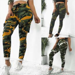 Pantalones Militares Moda Mujer Oferta Online Dhgate Com