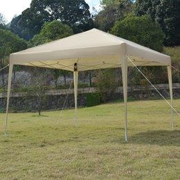 Опт США на складе 3 х 3 м практичные водонепроницаемые правые складные оттенки палатки хаки тент быстрая доставка