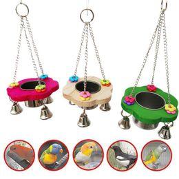 Papağan Akrilik Oyuncak Kuş Kase Oyuncak Bardak Tutucu P9A6