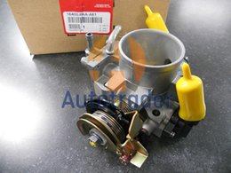 OE# 16400-PAA-A61 16400PAAA61 Throttle Body W  TPS Sensors For Honda Accord 1998-2002 2.3L-L4 High Quality on Sale