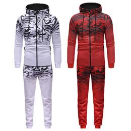 Pantalon Pantalon De Laine Polaire Men/'s Complet Survêtement À Capuche Jogging Costume Set UK