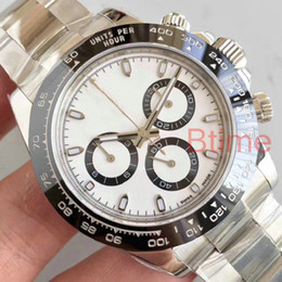 Wholesale Fashion Ceramic bezel Bracelet Mens watches luxury Mechanical Stainless Steel 2813 Automatic Movement Men Watch Sport Wristwatches designer