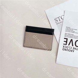 Großhandel Mode Creditcard Echtes Leder Taschen Passportabdeckung ID Visitenkarteninhaber Reisen Kreditwallet Für Männer Geldbörse Fall Fahren Lizenztasche