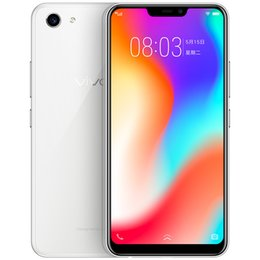 Original VIVO Y83 4G LTE Cell Phone 4GB RAM 64GB ROM Helio P22 Octa Core Android 6.22 inches Full Screen 13.0MP Face Wake Smart Mobile Phone on Sale