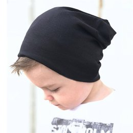 baby autumn hat Canada - Baby kids hats boys girls match causal hat caps children witner autumn warm headging cap party outside wear for toddler KBH42 135 B3
