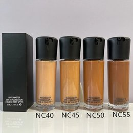 Wholesale IN STOCK high quality Makeup Liquid Foundation Fix Fluid 15 Foundation Liquid 35ML 1.2USFL OZ Face Highlighters Concealer