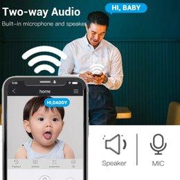 Опт 1080P HD Мини-часы Камера беспроводной секрет WiFi Micro CAM IR Night View IP Alarm Camcorder Home Security Voice Video Recorder