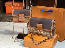 2021 SS Hardware 24K Luxury Designer Women Fashionable DAUPHINE Handbags Multiple models Genuine Leather Zipper Lady Fashion Bags