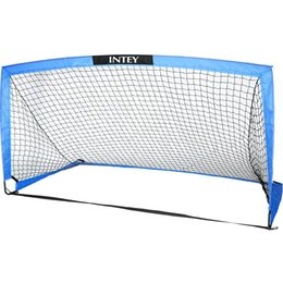 INTEY Soccer Goal 6'6''x3'3'' Portable Net with Carry Bag for Games Training Kids or Teens