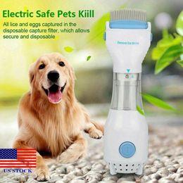 Electric Fla Value Щенки Белогащие лечение Безопасные Домашние животные Убить для собак Кошки H0003 US сток быстрая доставка на Распродаже