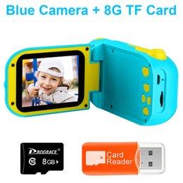 Устройство камеры 12mp дети видео рекордер GKTZ детские цифровые фото ребенка девочек игрушечный подарок для девочки мини на Распродаже