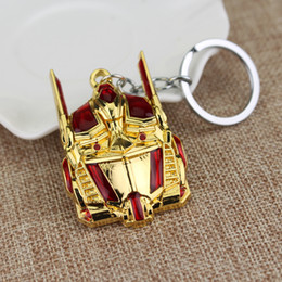 Wholesale movie transformer resale online - Movie Peripheral Transformers Optimus Prime Mask Keychain Pendantxf1w