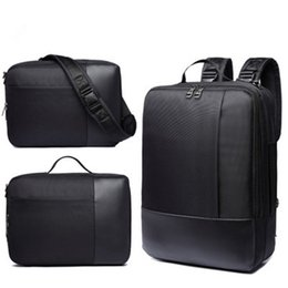 HBP 2021 Waterproof three-purpose casual school bag Korean backpack men's laptop bag men's backpack free ship on Sale