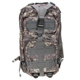 3P The Rucksack March 25L Large Capacity Men Army Tactical Backpack Shoulders Bag Waterproof Bag
