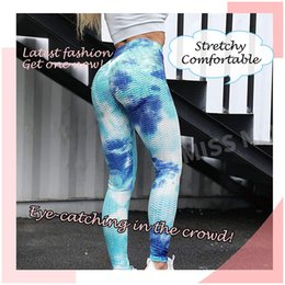 men workout leggings 2021 - Tie Dye Fitness Legging Women High Waist Workout Leggings Seamless Butt Lifting Scrunch Stretch Legins Gym Sports Slim P