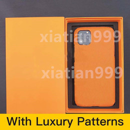 Wholesale cases resale online - With box colour fashion Iphone pro max pro max plus X XR XS MAX case PU leather case drop shipping