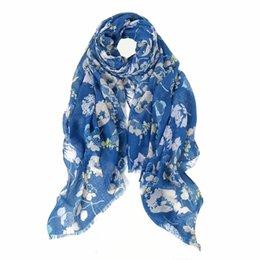 Wholesale Fashion grape leaves pattern fringe Scarves Shawls Women long soft lady foulard fruit Scarf Hijib