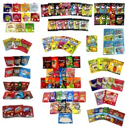 Vuoto Edibles Packaging Bag Candy Gummy Infused Chips Chips Cookie Cereal Bar Bar Pacchetto commestibile Mylar Bags Medible Imballaggio Cheetos Trrlli Trolli in Offerta