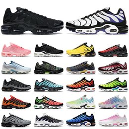 men women running shoes Triple Black White Persian Violet Burgundy Olympic Hyper Blue Sky Worldwide Pink Oxford Atlanta mens trainers outdoor sports sneakers