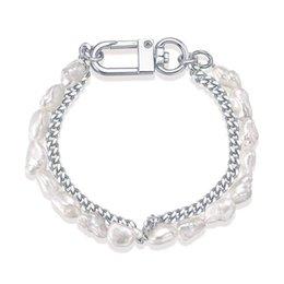Vente en gros 2020 Nouvelle Couture européenne et américaine Couturier Bracelet perle de ruban