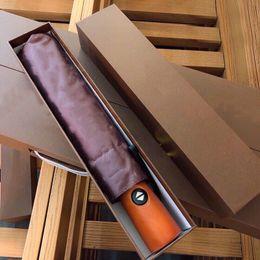Classic Old flower Umbrella folding For Women summer Fold Fashion Rain Umbrellas with box gift
