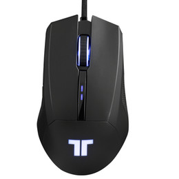 TRITTON TM200 Wired Gaming Mouse with Backlight, Side Buttons, 4 Levels DPI Adjustment Ergonomic Gaming Mouse