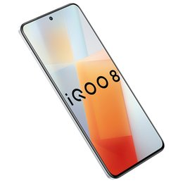 "Original Vivo IQOO 8 5G Mobile Phone 12GB RAM 256GB ROM Snapdragon 888 Octa Core 48MP AF OTG NFC Android 6.56"" AMOLED Full Screen Fingerprint ID Face Wake Smart Cell Phone on Sale"