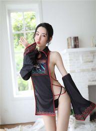 Tanrıça Seksi Kostümleri Lingerie Rol Oyun Günaha Zombi Üniforma Göğüs Tutku Seti Birden Çok Mutlak Charm